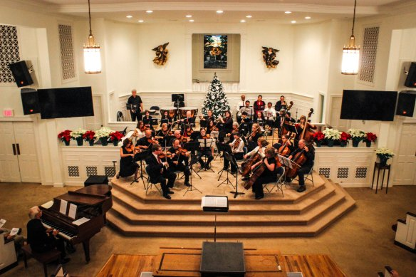 CCO Holiday Concert 12-12-15